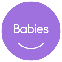 Music Together Babies class circle icon.